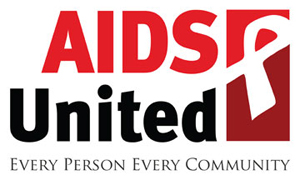 AIDS United Logo