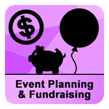 event planning & fundraising