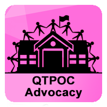 qtpoc advocacy resources